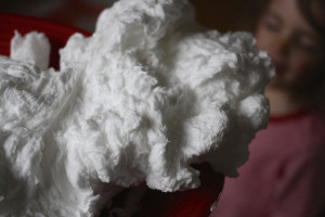 Preschool Experiments: Ivory Soap Microwave Experiment