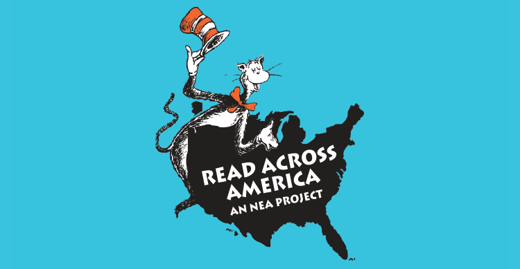 Read Across America - March 2, 2015 - Creative Learning, Linwood, NJ