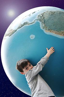 kid-earth