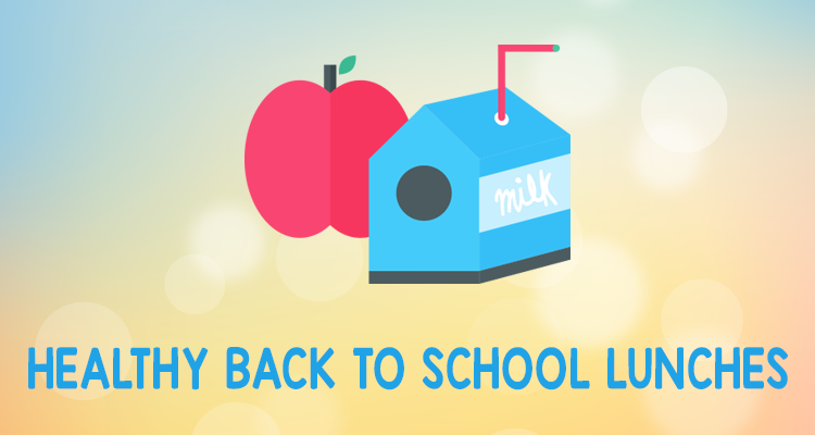 Back to School Lunch Planner and Lunch Ideas