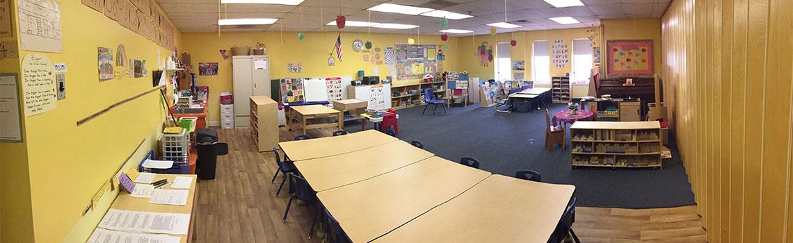 Atlantic County Preschool in Linwood