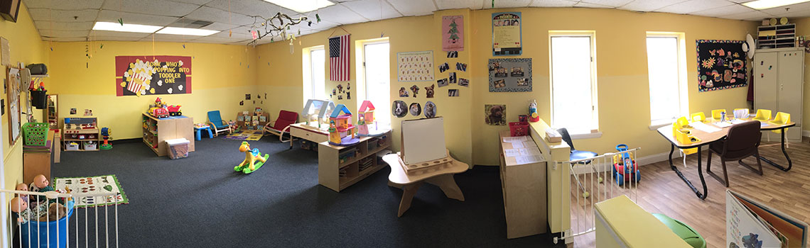Toddler Childcare in Atlantic County