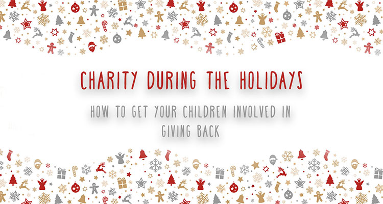 Charity During the Holidays