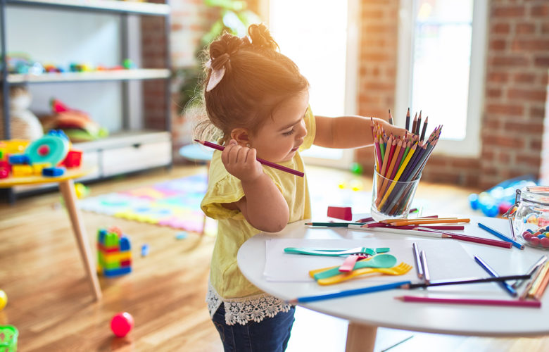 The Importance of Creativity in Preschool Education